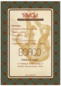 Boaco Label