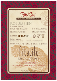 Pitalito medium roast