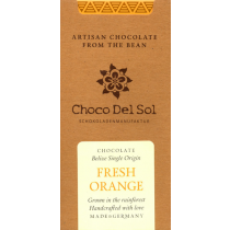 Choco Del Sol Fresh Orange