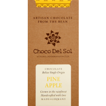 Choco Del Sol Pineapple - Ananas