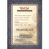 Maskat Label
